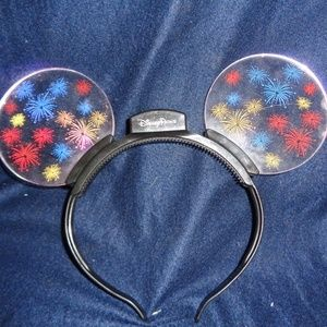 Disney Parks Mickey Mouse Fireworks Head band